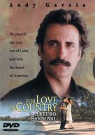 For Love or Country: The Arturo Sandoval Story - Movie Cover (xs thumbnail)