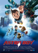 Astro Boy - Spanish Movie Poster (xs thumbnail)