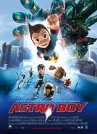 Astro Boy - Spanish Movie Poster (xs thumbnail)