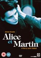 Alice et Martin - British Movie Cover (xs thumbnail)