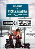 """Northern Exposure"" - DVD movie cover (xs thumbnail)"