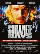 Strange Days - French Movie Poster (xs thumbnail)
