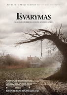 The Conjuring - Lithuanian Movie Poster (xs thumbnail)
