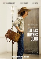 Dallas Buyers Club - Swedish Movie Poster (xs thumbnail)