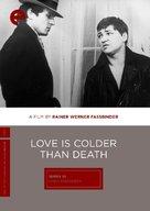 Liebe ist kälter als der Tod - DVD cover (xs thumbnail)
