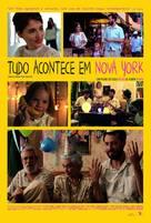 Swim Little Fish Swim - Brazilian Movie Poster (xs thumbnail)