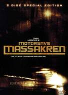 The Texas Chain Saw Massacre - Danish Movie Cover (xs thumbnail)