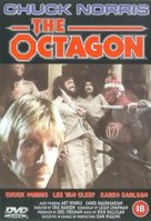 The Octagon - British DVD cover (xs thumbnail)