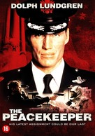 The Peacekeeper - Dutch DVD cover (xs thumbnail)