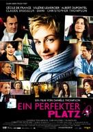 Fauteuils d'orchestre - German Movie Poster (xs thumbnail)