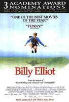 Billy Elliot - Video release poster (xs thumbnail)