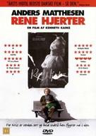 Rene hjerter - Danish DVD cover (xs thumbnail)