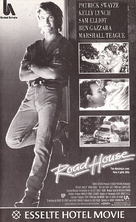 Road House - Finnish Movie Cover (xs thumbnail)