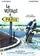 Le voyage à Paris - French Movie Poster (xs thumbnail)