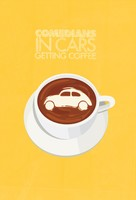 """""""Comedians in Cars Getting Coffee"""" - Movie Cover (xs thumbnail)"""