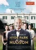 Hyde Park on Hudson - German Movie Poster (xs thumbnail)