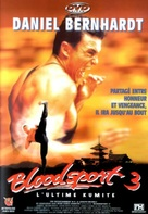 Bloodsport III - French DVD cover (xs thumbnail)