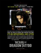 The Girl with the Dragon Tattoo - For your consideration movie poster (xs thumbnail)