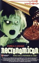Necronomicon - French VHS cover (xs thumbnail)