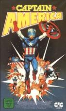 Captain America - German Movie Cover (xs thumbnail)