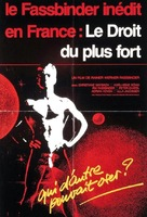 Faustrecht der Freiheit - French Movie Poster (xs thumbnail)