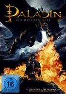 Dawn of the Dragonslayer - German DVD cover (xs thumbnail)