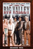 """""""The Big Valley"""" - DVD movie cover (xs thumbnail)"""