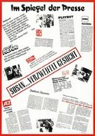 Desperately Seeking Susan - German Movie Poster (xs thumbnail)