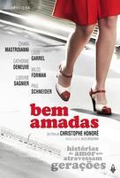 Les bien-aimés - Brazilian Movie Poster (xs thumbnail)