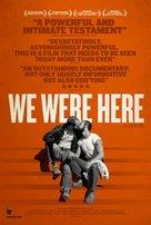 We Were Here - British Movie Poster (xs thumbnail)