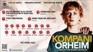 Kompani Orheim - Norwegian Movie Poster (xs thumbnail)