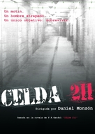 Celda 211 - Spanish Movie Poster (xs thumbnail)