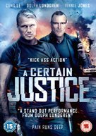A Certain Justice - British Movie Cover (xs thumbnail)