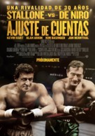 Grudge Match - Argentinian Movie Poster (xs thumbnail)