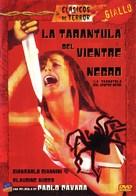 Tarantola dal ventre nero, La - Spanish Movie Cover (xs thumbnail)