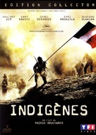 Indigenes - French DVD cover (xs thumbnail)