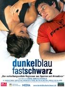Azuloscurocasinegro - German Movie Poster (xs thumbnail)