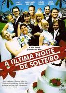Standing Still - Brazilian Movie Cover (xs thumbnail)