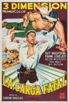 The Charge at Feather River - Argentinian Movie Poster (xs thumbnail)