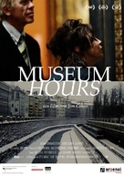Museum Hours - German Movie Poster (xs thumbnail)