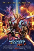 Guardians of the Galaxy Vol. 2 - Movie Poster (xs thumbnail)