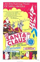 Santa Claus - Movie Poster (xs thumbnail)