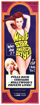 Movie Star, American Style or; LSD, I Hate You - Movie Poster (xs thumbnail)