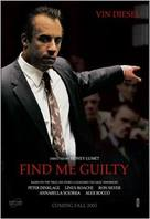 Find Me Guilty - Movie Poster (xs thumbnail)