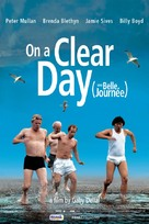 On a Clear Day - Belgian Movie Poster (xs thumbnail)