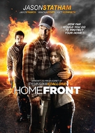 Homefront - Swedish DVD movie cover (xs thumbnail)