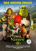 Shrek Forever After - German Movie Poster (xs thumbnail)