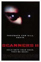 Scanners II: The New Order - Movie Poster (xs thumbnail)