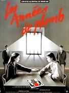 Bleierne Zeit, Die - French Movie Poster (xs thumbnail)