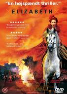 Elizabeth - Danish DVD cover (xs thumbnail)